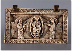 Blog Scola Metensis-Coffret-reliquaire-Musée de Metz