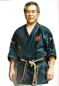 Maître Zeneï OSHIRO