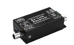HD-SDI長距離&電源重畳伝送機(レコーダー側) 写真