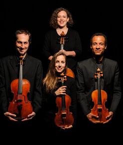 Alliance Quartett Wien, ©Raimund Appel