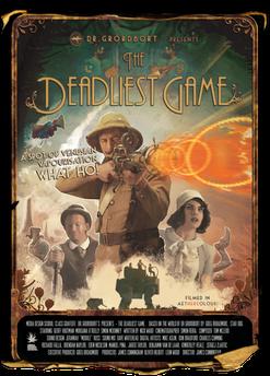 Dr Grordbort Presents:  The Deadliest Game