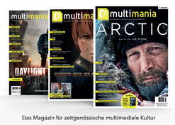 Cover Multimania Magazin