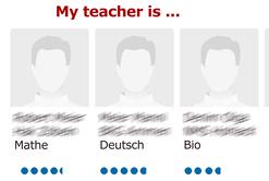 Mit APP die Lehrer*innen bewerten? Why not?  bild:spagra
