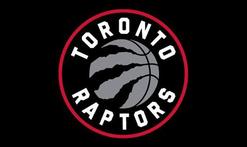 логотип команды NBA Торонто Рэпторс