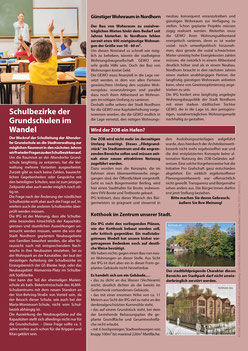 Informationsblatt der Stadtratsfraktion der Initiative Pro Grafschaft e.V.
