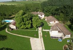 Un havre de détente proche de Château La Hitte au coeur de la Gascogne