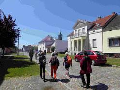 Zwischenstopp in Wietstock