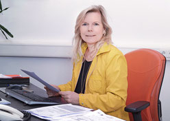 Frau Ulrike Blum Geschäftsführerin