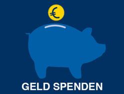 Geld spenden