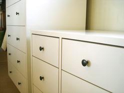 T house  storage