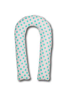 Подушки для беременных и кормящих с шариками пенополистирола