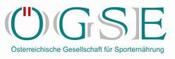 logo österreichische gesellschaft für sporternährung