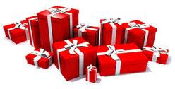 Des Cadeaux pour tous