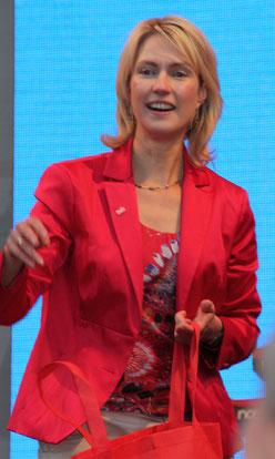 Bundesfamilienministerin Manuela Schwesig (SPD). Foto: Helga Karl