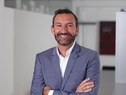 Geschäftsführer Wolfgang Frei