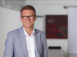 Geschäftsführer Frank Matt