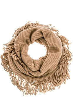 Scarf Style: 127322 Taupe