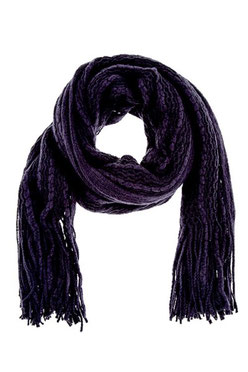 Scarf Style: 127325 Navy