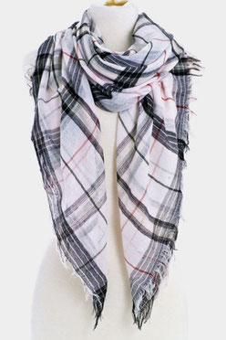 Scarf Style: QSF13116300 White