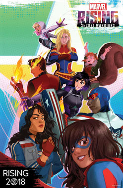 Marvel, comic, Ms Marvel, Aradia Coop., Héroes, Superheroína, Feminismo, Identidad, Interseccionalidad