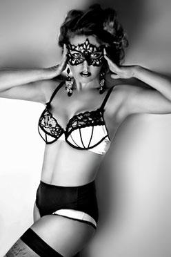 Fotomodell Ingrid S.