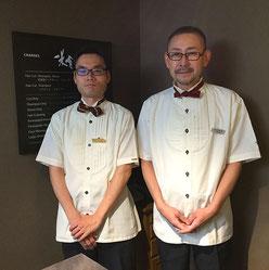 スタッフ紹介写真