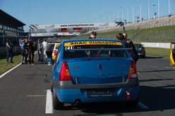ADAC Dacia Logan Cup 6.Lauf 2017 Motorsportarena Oschersleben Dennis Bröker
