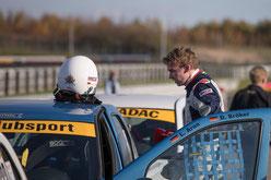 ADAC Dacia Logan Cup 4.Lauf 2018 Motorsportarena Oschersleben Dennis Bröker