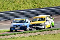 ADAC Dacia Logan Cup 7.Lauf Motorsportarena Oschersleben Dennis Bröker