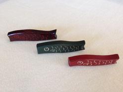 箸置き こいのぼり|鎌倉漆工房いいざさ
