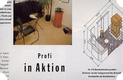 Profi in Aktion