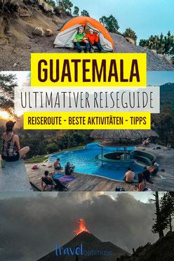 Guatemala Reisetipps und Route für 2 Wochen
