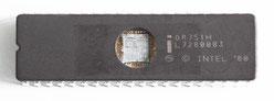 Intel D8751H Front View