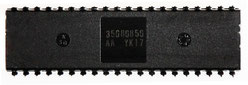 Intel P8080A Back View