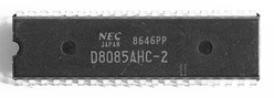 NEC D8085AHC-2 Front View