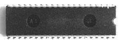 NEC D8085AHC-2 Back View