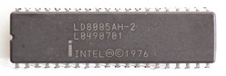 Intel LD8085AH-2 Front View
