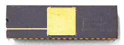 Intel C8087-2 Front View