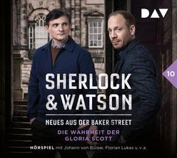 CD Cover Sherlock & Watson Fall 10