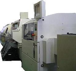 SMD実装ライン(Panasonic)