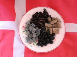 Lakritz aus Dänemark