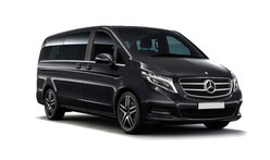 V.I.P. MB V-Class up to 7 passengers and 7 suitcases