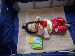 産後整体赤ちゃんスペース1
