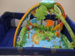 産後整体赤ちゃんスペース2