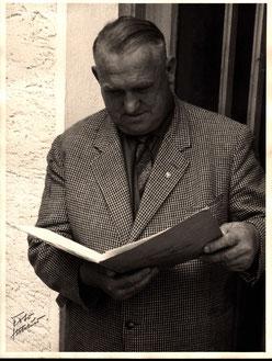 Gründungsvater Resch Anton