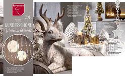 Titelbild formano Weihnachtsprospekt 2017
