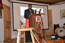 50 Jahrfeier Sparte Ski beim SV DJK Heufeld.