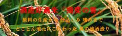 酒造好適米「揖斐の誉」栽培
