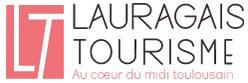 logo de l'office de tourisme, Gites des Camparros à Nailloux