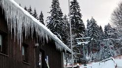 Winterparadies Naturpark Fichtelgebirge 2015